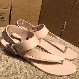 Melisa JASON WU Charlotte Jelly Sandals size 7